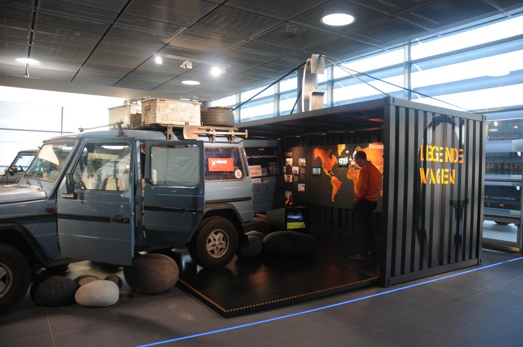 Ausstellungscontainer von modulbox mo systeme