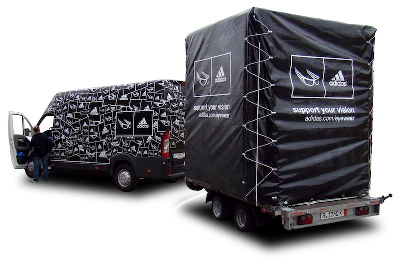 modulbox on the road