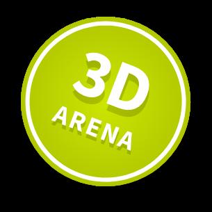 3D Arena - Online Branding Tool