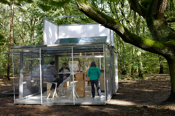 sustainable eventcontainer