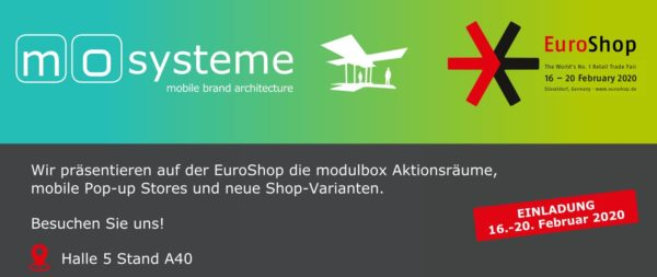 Euroshop mo systeme