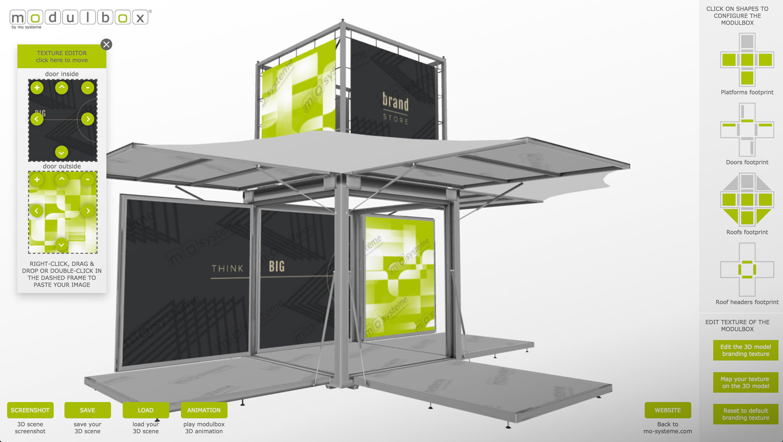 modulbox 3D Arena - do it yourself