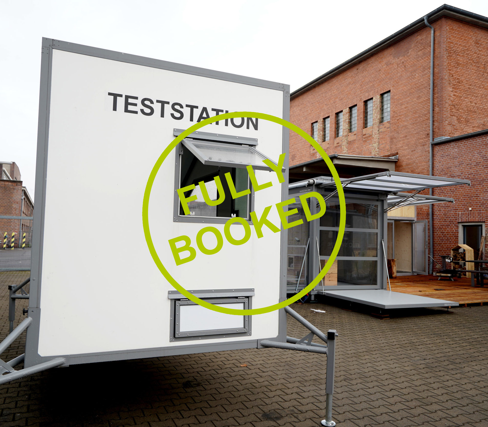 Covid19-Test-Station_Fully-Booked